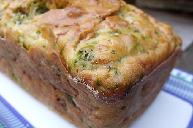 cuisiner de brocolis de manière originale : en cake salé