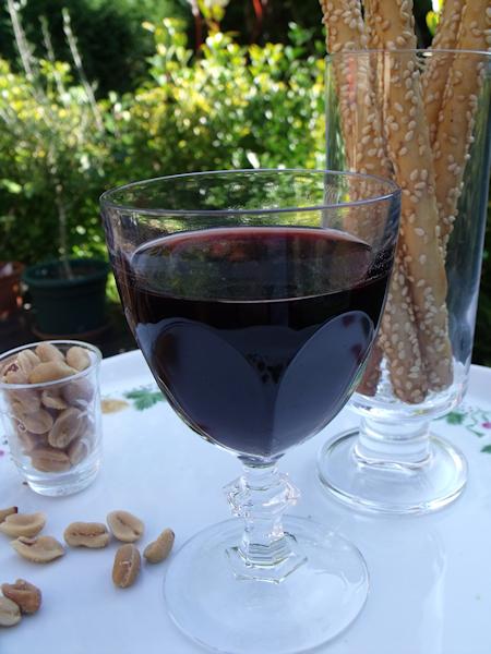 comment faire un vin doux apéritif maison