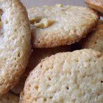 Petits biscuits à la crème fraîche