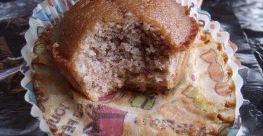 mini muffins à la crème de marrons