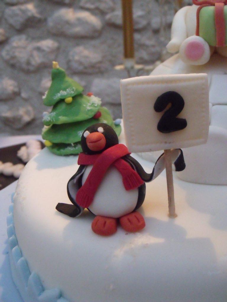 gâteau banquise