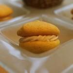 Macarons faciles citron-noisette