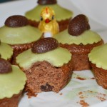 Cupcakes aux oeufs de Pâques