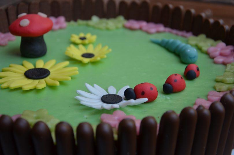 gâteau prairie