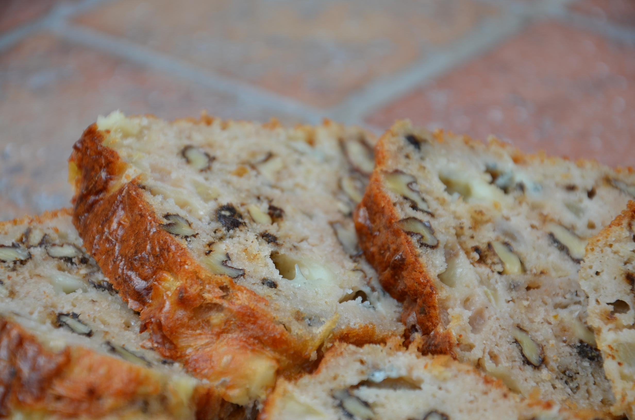 Recette Cake Roquefort Poire