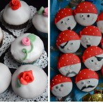 Cupcakes Pirates et Chic Cupcakes