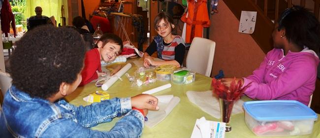 Atelier pâtisserie enfant pour Halloween dans le 95