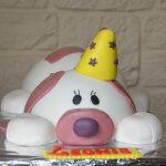 Gâteau petit chien