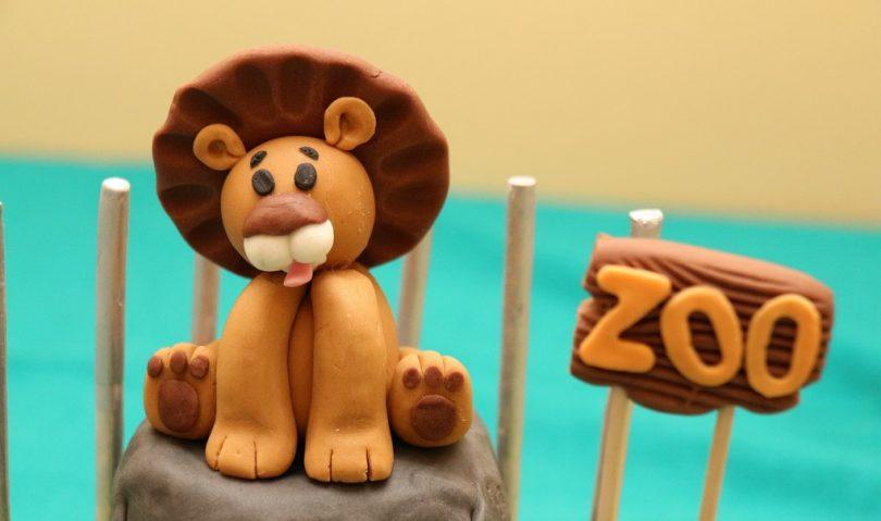 gâteau zoo