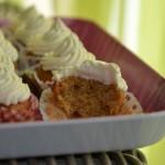 Cupcakes au beurre de cacahuète et caramel au beurre salé