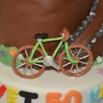 Gâteau vélo (the bike cake !)