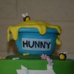 Gâteau Winnie en Pâte à Sucre, exercice de style.