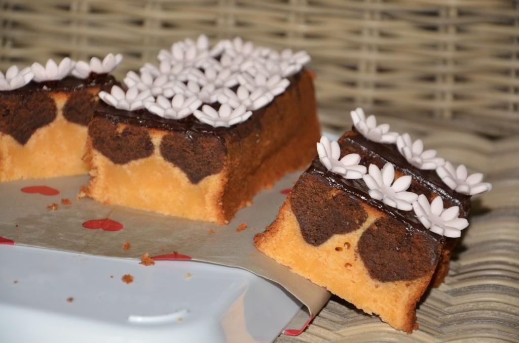 gâteau caché coeur (3)