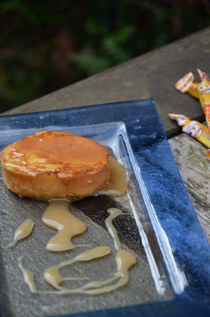 pain perdu aux caranougats
