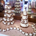 Faire son wedding cake : dernière partie, la Réalisation