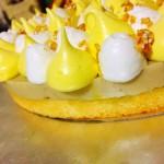 """""""A tes cotés"""": entremets banane/citron/meringues (recette sans résidus)"""