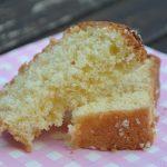 Cake rhum-coco