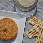 Cookies à la farine de matza et amandes grillées