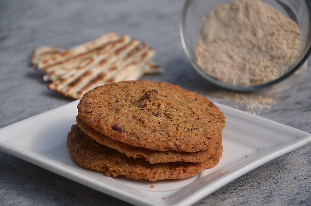 cookies à la farine de matza