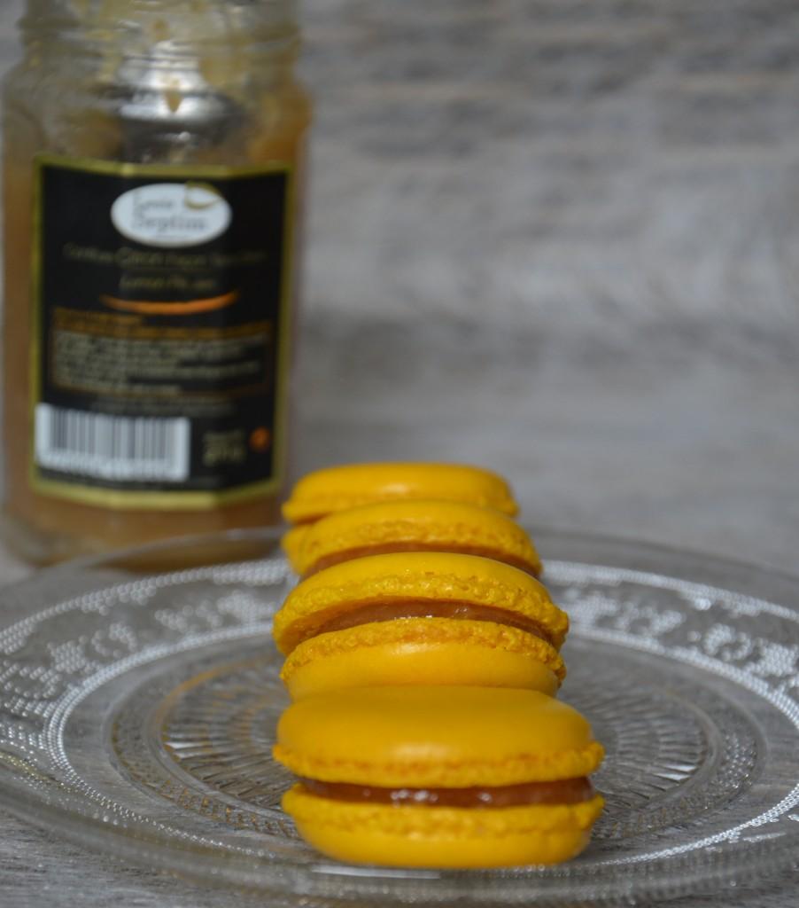 macarons citron louis septim  (1)
