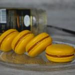 Macarons citron façon tarte au citron