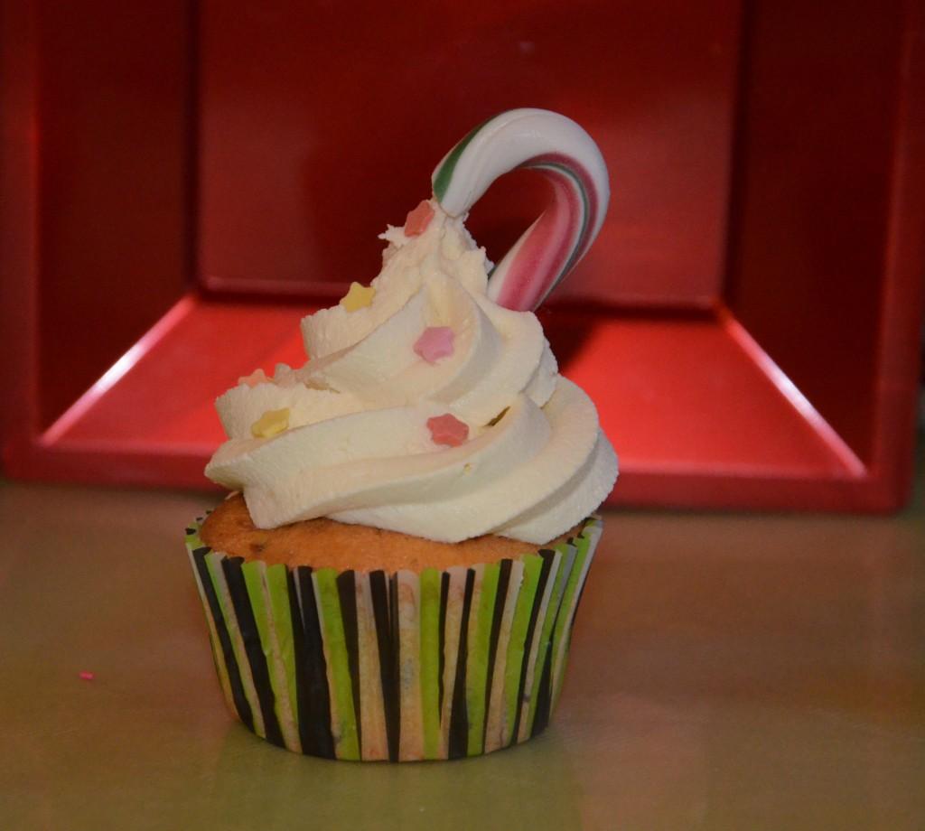 cupcakes aux pépites