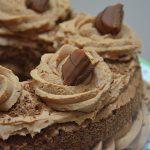 Angel Cake au chocolat et Kinder