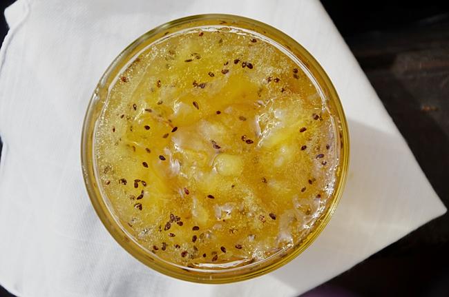 Recette à base de kiwi : confiture originale banane kiwi miel