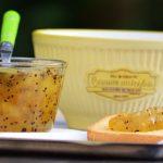 Confiture banane-kiwi au miel de tilleul