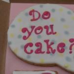 Do You Cake? en biscuits décorés !
