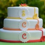 Gâteau pour un trio