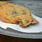Cookies à la pralinoise, à défaut d'autres choses