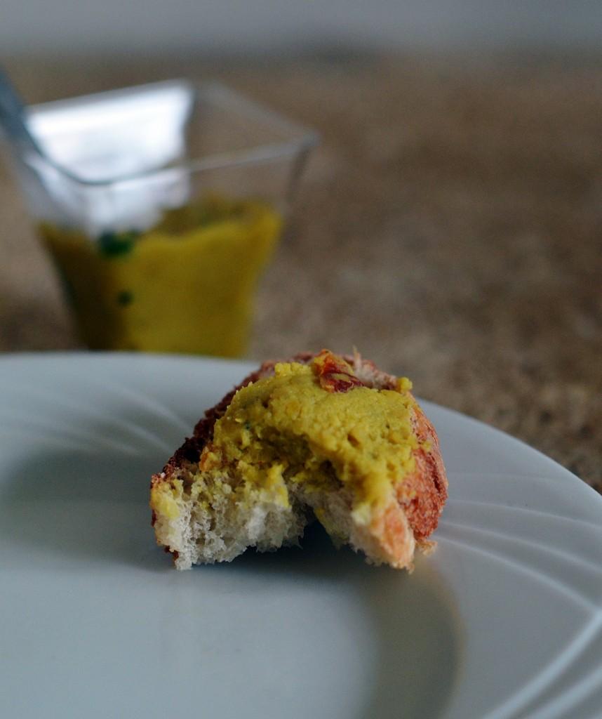 Dahl de lentilles corail au lait de coco (2)