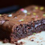 Brownie mousseux (avec ou sans smarties) de Cyril Lignac