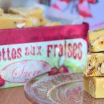 Fudge vanille facile aux noix du Brésil caramélisées (ça fait beaucoup de mots, hein?)