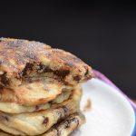 Pancakes aux pépites de chocolat