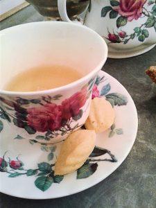 jolie tasse de thé