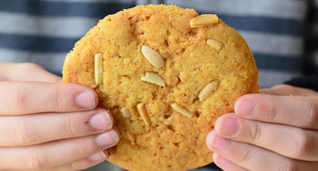 cookies originaux halva