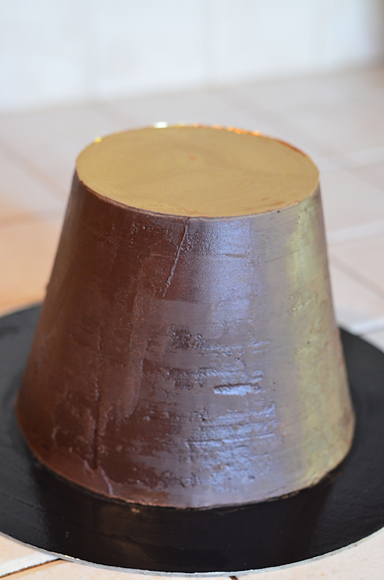 Réaliser un gâteau corset en 3D