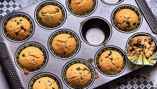 Comment faire des muffins quand on n'a plus de beurre