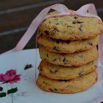 Cookies au pralin et pépites de chocolat trop bons
