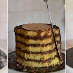 Tutoriel : sculpter un gâteau pot de fleur (faire un gâteau cône)