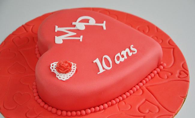 Des Idées De Gâteaux Cœur Pour Dire Je Taime Do You Cake