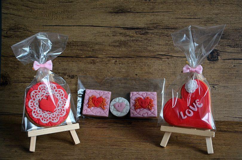 des idées de desserts pour la st valentin