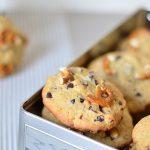 Cookies à la banane, bretzel et chocolat (et même beurre de cacahuètes)