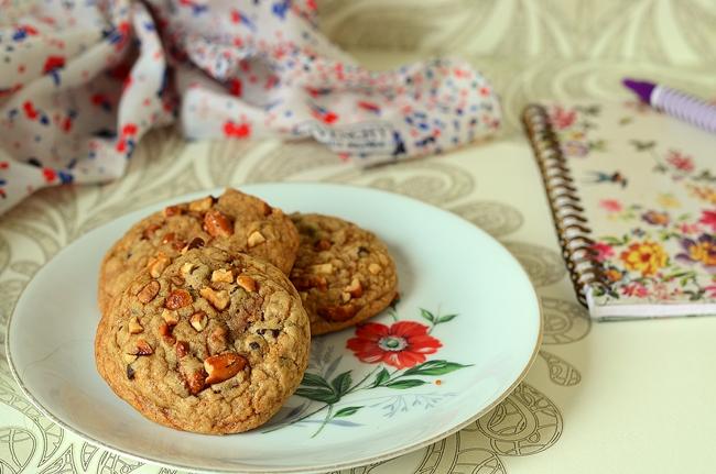cookies croquants et moelleux en même temps