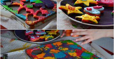un atelier pâtisserie est une bonne activité pour un anniversaire enfant