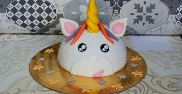 Atelier pâte à sucre pour enfant thème licorne