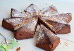 une recette rapide de fondant au chocolat et à la crème de marrons