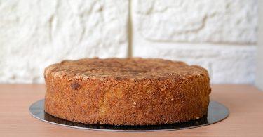 Recette pour cake design avec du lait fermenté : le pound cake
